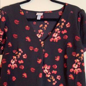 a new day Tops - Floral Blouse
